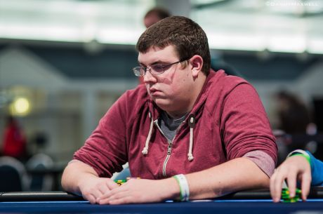 Jon Spinks Final Tables Two PokerStars Sunday Majors as WCOOP Begins
