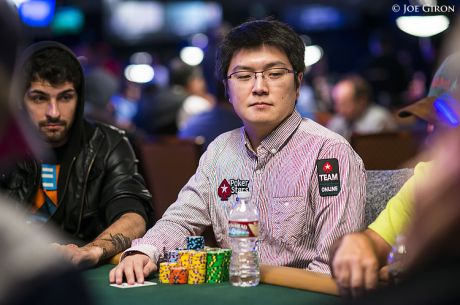My First WCOOP: Team Online's Naoya Kihara Reflects on His First Time Playing