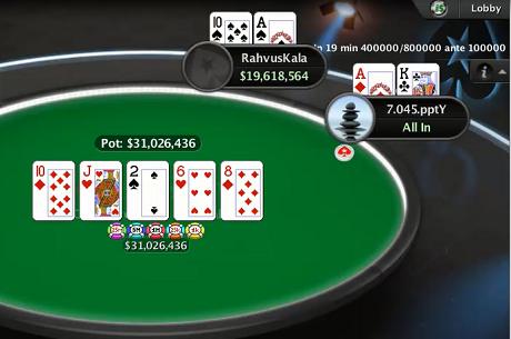 """WCOOP 2014 avaturniiri võitis eestlane PokerStarsi kasutajanimega """"RahvusKala"""""""