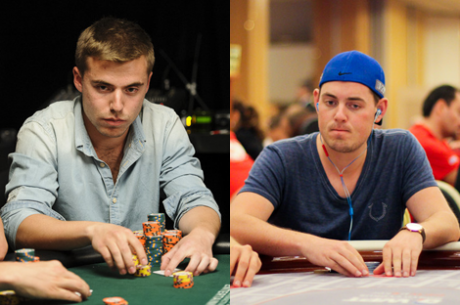 Oliver Price and Toby Lewis Reach Final 30 of the 2014 WPT Cyprus Main Event