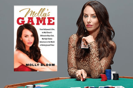 "Molly Bloom en la elite de Hollywood, club de billionarios y su libro "" Molly's Game"""