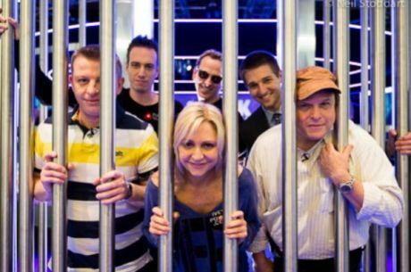 Podívejte se na spoiler televizní show Shark Cage, která se bude vysílat v říjnu
