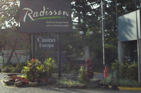 Calendario de torneos del Casino Europa