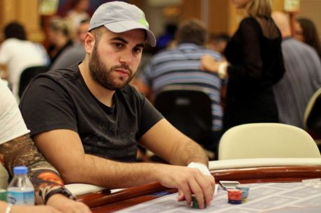 2014 partypoker WPT Merit North Cyprus Classic Day 4: Nicolas Chouity Leads Final Six