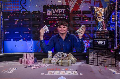 Alexander Lakhov Wins 2014 partypoker WPT Merit North Cyprus Classic