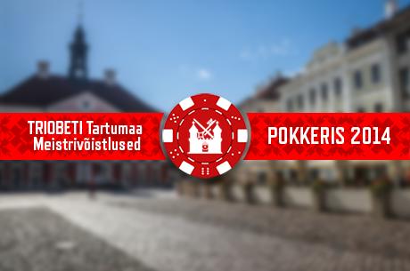 Täna algab Triobetis Tartumaa meistrivõistluste online-kvalifikatsioon