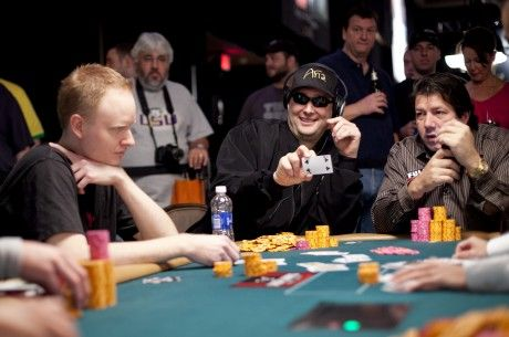 Thinking Poker: You're Supposed to Get Bluffed