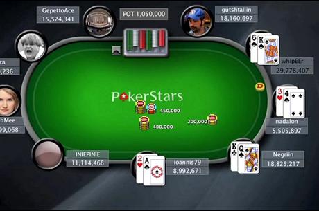 VIDEO: Kártyacsaták a speciális WCOOP Sunday Million döntő asztaláról