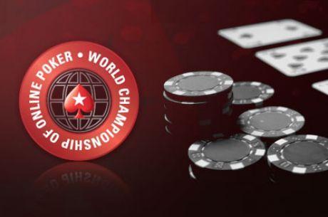 WCOOP 2014: Český hráč Opice10 dnes startuje z 3. příčky v $109 NL Hold'em eventu