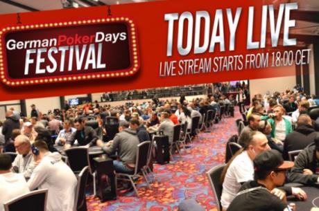 Do finálového dňa German Poker Days Festival postúpilo 5 Slovákov, sledujte live stream o...