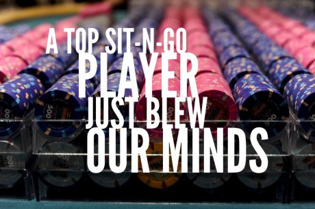 A Top Sit-n-Go Player Just Blew Our Minds ... Click Here to Discover More