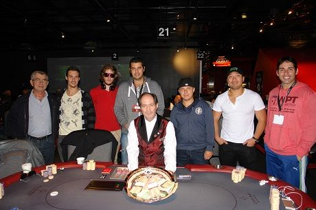 Paul Mohorea Takes Home $29,745 in Série Royale de Poker