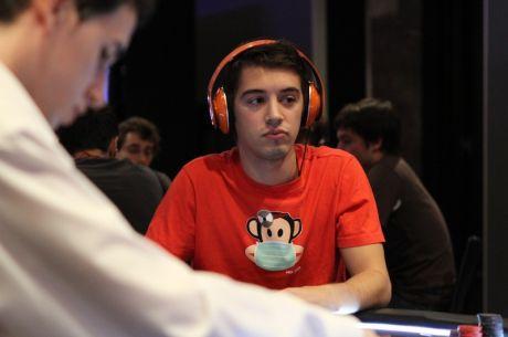 """El """"Rey"""" Vicente sube a lo más alto del poker mundial"""