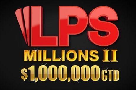 LPS Millions II con Overlay de más de $350,000