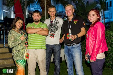 Unibet Open Cannes 2014 blogi 2