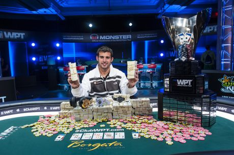Darren Elias zvíťazil na World Poker Tour Borgata Poker Open