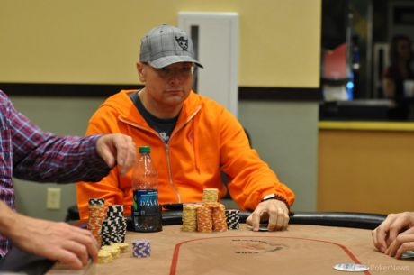MSPT Running Aces Day 1a: Andrew Null Leads; Mark Sandness Looks to Defend Title