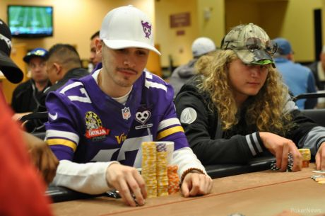 MSPT Running Aces Day 1b: Issac Tucker Leads as 37 of 182 Survive the Night