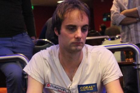 Dan O'Callaghan On Top in the 2014 GPS DTD Main Event