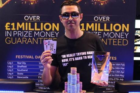 Ali Ayub Wins the 2014 Genting Poker Series DTD Main Event