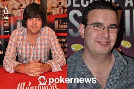 Skyboy, Tacuara e Joel Dias Rechearam Contas da  PokerStars e Winamax
