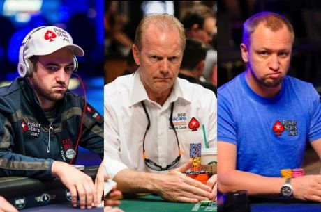 PokerStars Parts Ways with Team Pros Joe Cada, Marcel Luske, and Alex Kravchenko