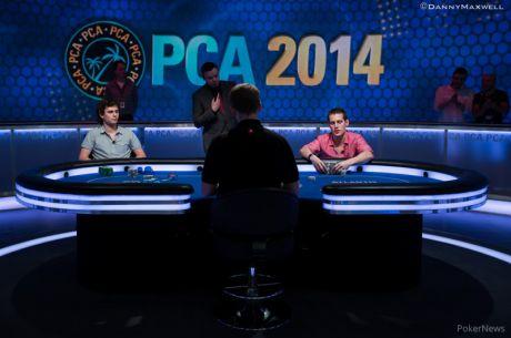 Vidéos Poker : les épisodes du PCA 2014 (Main Event)