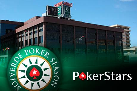 Etapa 9 PokerStars Solverde Poker Season Arranca Hoje em Espinho