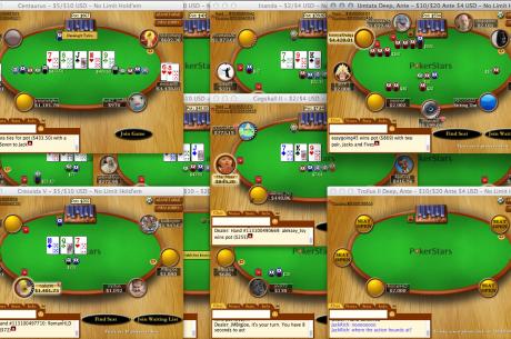 LowAgressiv, Artur Silva, Naza e fredbap brilham na PokerStars