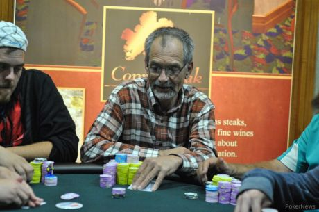 MSPT Ho-Chunk Wisconsin Dells Day 1a: Don Coy Leads Advancing 24 Players