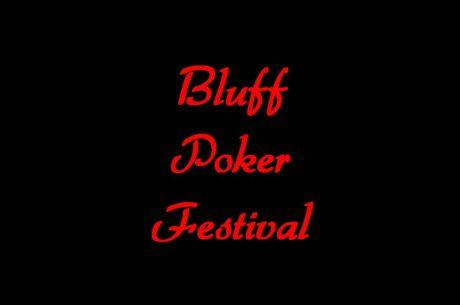 El Bluff Poker Festival en México muy cerca en el calendario