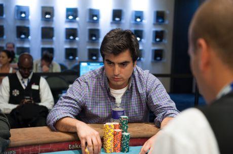 Luís Rodríguez aprovecha la noche más grande del poker online