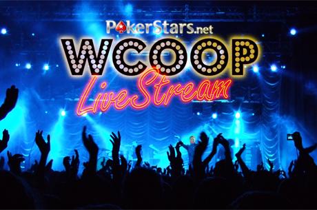 Volg de WCOOP Main Event finale LIVE op PokerNews.nl met livestream en liveblog vanavond