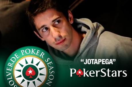 "João ""jotapega"" Monteiro Vence 8ª Etapa Pokerstars Solverde Poker Season (€12,129)"