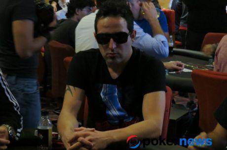 Día 1A del Room Poker Club 750K; Ayhan Keskin termina como chipleader