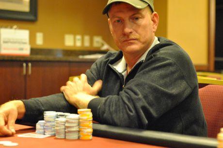 2014 RunGoodGear.com Downstream Casino Main Event Day 1a: Terry Presley Leads