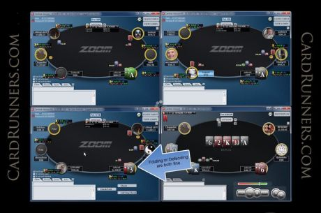 "CardRunners Training: Scott ""iRock"" Augustine Multi-Tables $500NL 6-Max. Zoom"