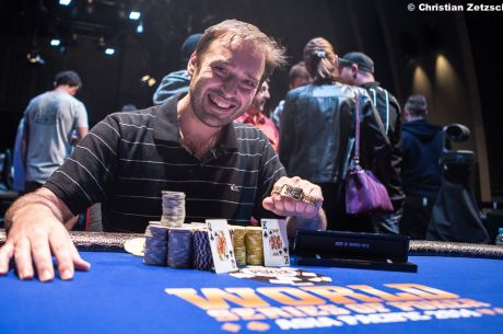 WSOP APAC: Luke Brabin Vence AU$1,100 No-Limit Hold'em Accumulator (AU$131,365)