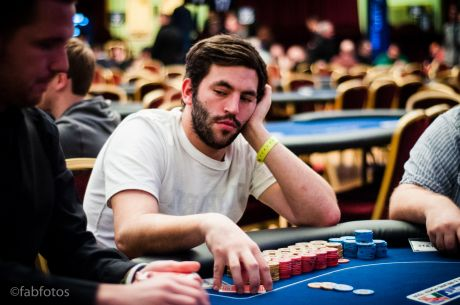 2014 PokerStars.com UKIPT Isle of Man Day 2: Darren Woods Cooks His Way to the Lead