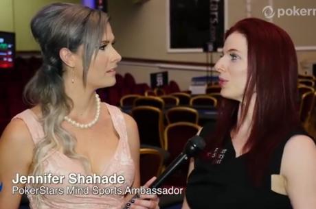 UIKPT: Jen Shahade si zahrala šachovo-pokerový Multi-Table