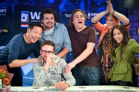 Niels van Leeuwen Wins 2014 World Poker Tour National Valkenburg