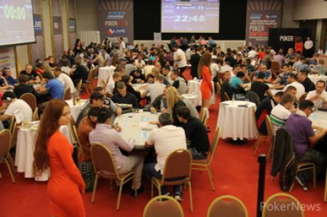 RPT serija Juodkalnijoje - Pagrindiniame Turnyre kaunasi Andrius Bielskis ir Jurgis Ragauskas