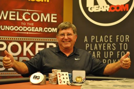 Mark Martin Wins 2014 RunGoodGear.com Downstream Casino Main Event