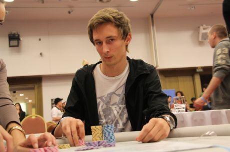 Karakchiev Ivan Čip Lider na RPT Main Eventu
