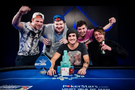 Josh Hart Wins the 2014 PokerStars UKIPT Isle Of Man Main Event