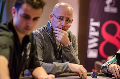 Talal Shakerchi Leads After Day 1 of 2014 WPT Alpha 8 London