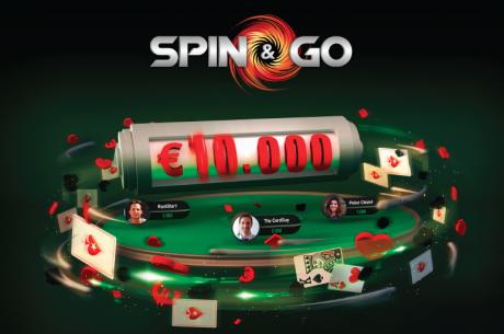 PokerNews $1,030 Spin&Go фрийрол на 15 октомври от 22:00ч