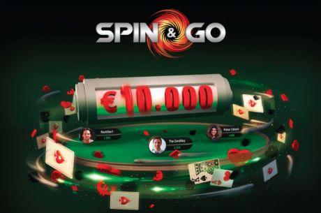 PokerNewsi tasuta eriturniiril läheb jagamisele 200 Spin & Go piletit