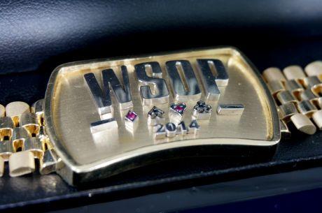 WSOP Pagrindinis Turnyras - 3 ir 4 epizodai
