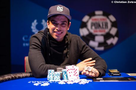 WSOP APAC: Scott Calcagno Venceu Evento # 4: AU$1,650 No-Limit Hold'em Terminator (AU$61,250)